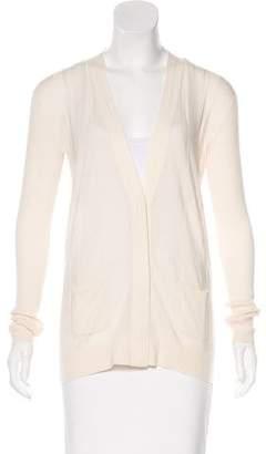 Chloé Long Sleeve Knit Cardigan