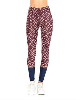 The Upside Turkish Tile Yoga Pant