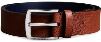Burberry Grainy Leather Belt