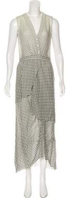 Boy By Band Of Outsiders Printed Maxi Dress