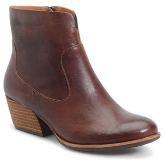 Kork-Ease Sherrill Bootie $190 thestylecure.com