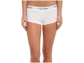 Calvin Klein Underwear Modern Cotton Boyshort