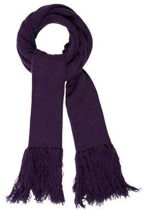 Nicole Farhi Knit Fring Scarf