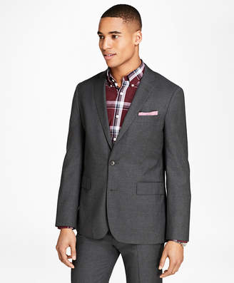 Brooks Brothers Wool Flannel Suit Jacket