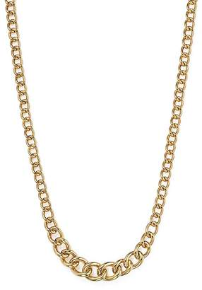 "Bloomingdale's Graduated Chain Necklace in 14K Yellow Gold, 17.75"" - 100% Exclusive"