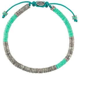 M. Cohen stack bead bracelet