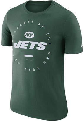 Nike Men's New York Jets Property Of T-Shirt 2018