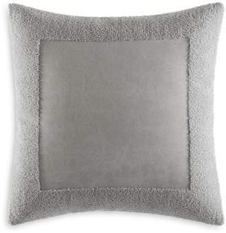 Vera Wang Terry Border Decorative Pillow, 18 x 18