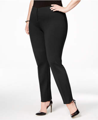 2530a7cce55 at Macy s · Alfani Plus Size Hollywood Skinny Ponte Pants