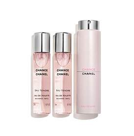 Chanel Eau De Toilette Twist And Spray 3 x 20Ml
