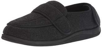 Foamtreads Men's Extra-Depth Wool Slippers
