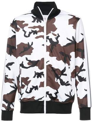 Palm Angels camouflage bomber jacket