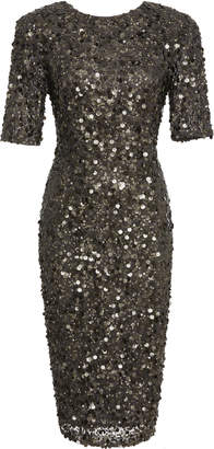 Rachel Gilbert Zowie Sequin Dress