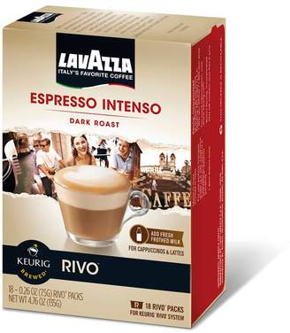 Keurig Rivo Lavazza Espresso Intenso Dark Roast - 18-pk.