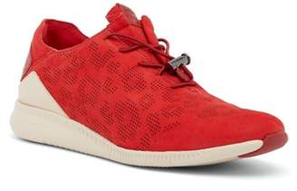 Cole Haan StudioGrand Pack-And-Go Suede Sneaker