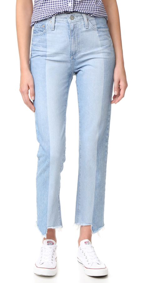 AG JeansAG The Phoebe Vintage High Waist Jeans