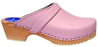 Cape Clogs Pink Clogs