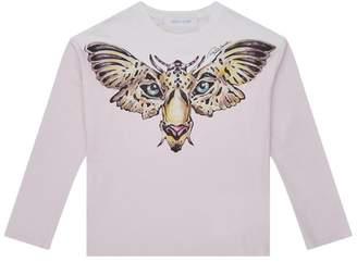 Roberto Cavalli Leopard Moth T-Shirt