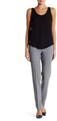 Amanda & Chelsea Shadow Glen Plaid Narrow Pant $98 thestylecure.com