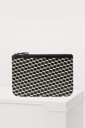 Pierre Hardy Cube canvas pouch