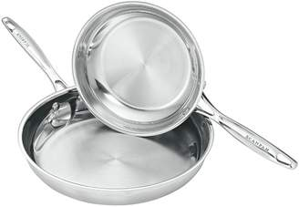 Scanpan 2 Piece Fry Pan Set