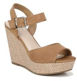 Fergalicious Viola Wedge Sandals