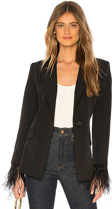 Milly Fitted Blazer