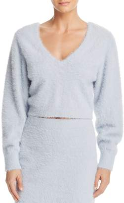 Finders Keepers Finders Wildfire Crop Sweater