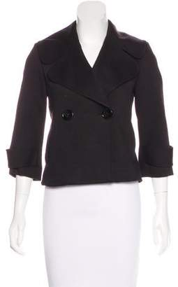 Robert Rodriguez Long Sleeve Notch-Lapel Jacket