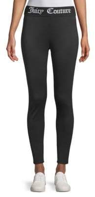 Juicy Couture Logo Waist Leggings