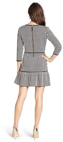 Juicy Couture Jacquard Flirty Dress