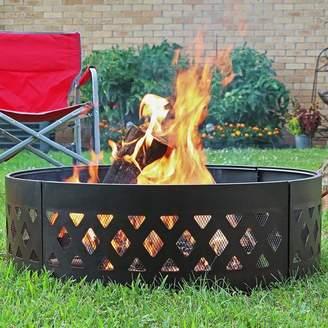 Wildon Home Steel Fire Ring