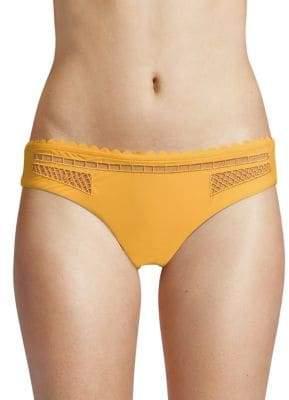 Fishnet Hipster Bikini Bottoms