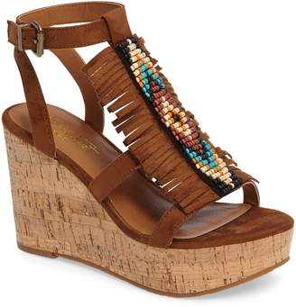 Ariat Unbridled Lolita Wedge Sandal