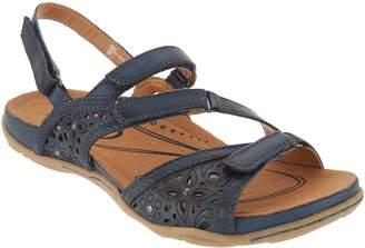 Earth Leather Multi-strap Sandals - Maui