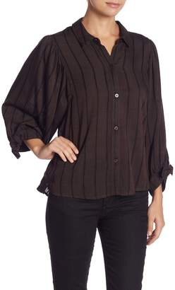 BCBGeneration 80's Sleeve Blouse
