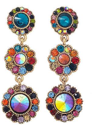 BIJOUX BAR Bijoux Bar Multi Color Drop Earrings