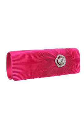 Diane's Accessories Fuchsia Evening Bag