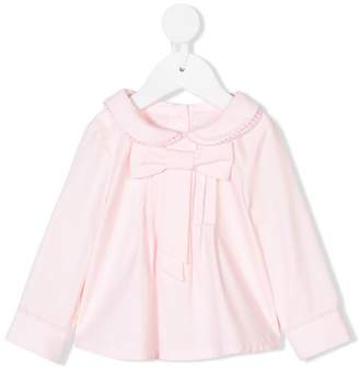 Lapin House front bow blouse