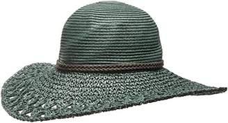 O'Neill Women's Brightside Floppy Straw Hat