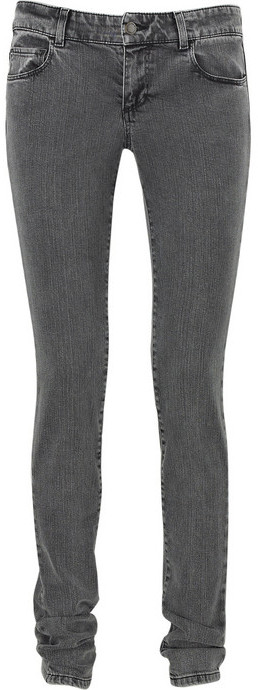 See by Chloé Low-rise skinny jeans