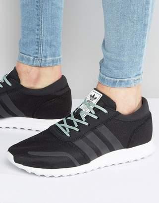 adidas Los Angeles Sneakers In Black BB1116