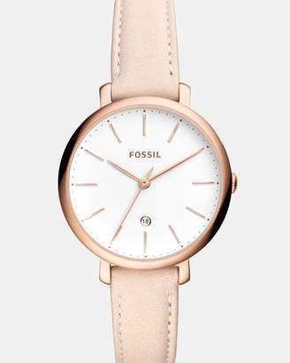 Fossil Jacqueline Nude Analogue Watch