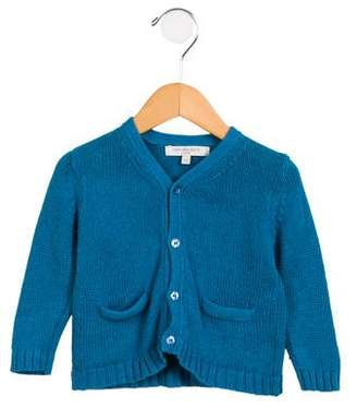 Caramel Baby & Child Girls' Long Sleeve Button-Up Cardigan