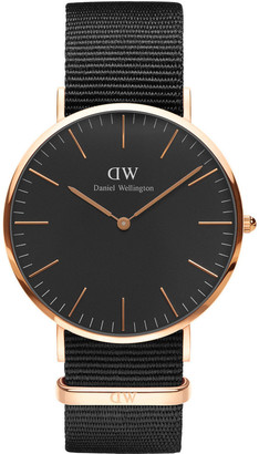 Daniel Wellington DW00100148 Classic Cornwall Cornwall Rose Watch