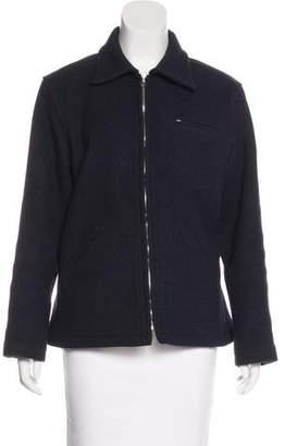 Patagonia Wool Zip-Up Jacket