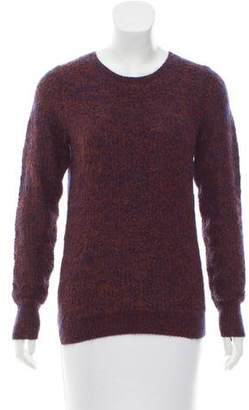 A.L.C. Long Sleeve Crew Neck Sweater