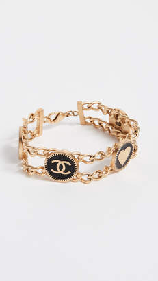 Chanel What Goes Around Comes Around Star Bracelet