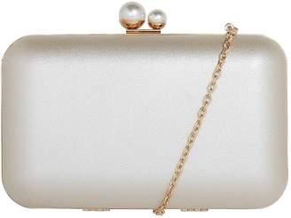 Kaleidoscope Pearl Top Box Bag