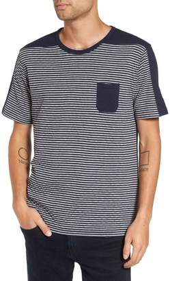Slate & Stone Striped Pocket T-Shirt